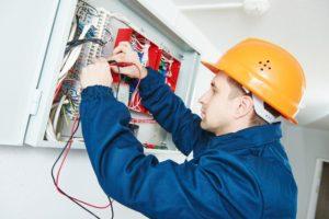 Sicherheit Elektro Notdienst