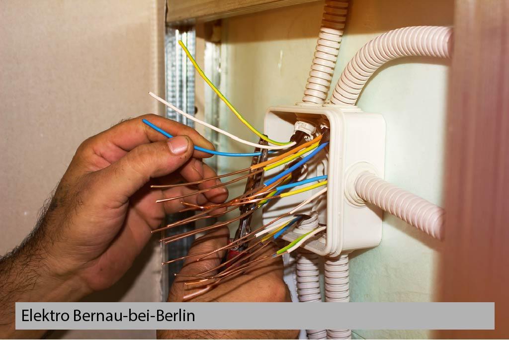 Elektriker Bernau bei Berlin inkl 24 Stunden Service